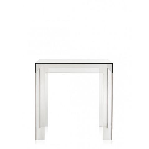 Table JOLLY de Kartell, Fumé Clair