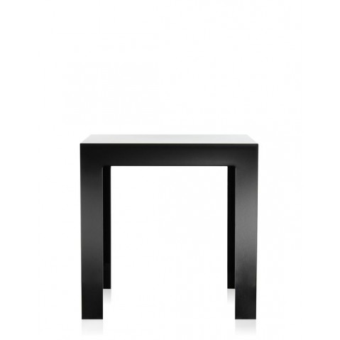 Table JOLLY  de Kartell, Noir Opaque