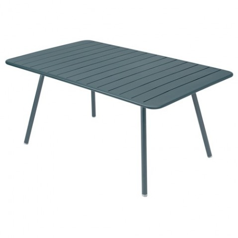 Table LUXEMBOURG de Fermob gris orage