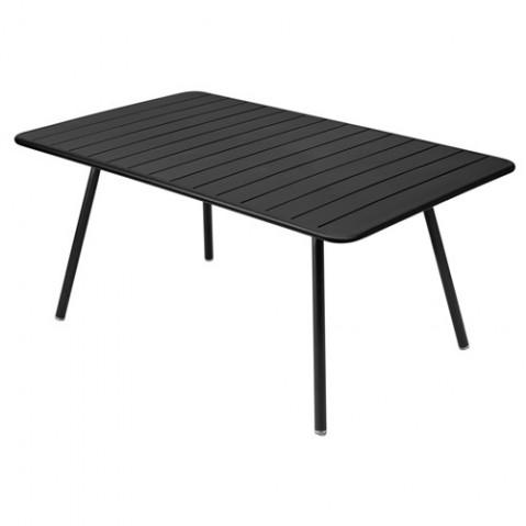 Table LUXEMBOURG de Fermob réglisse