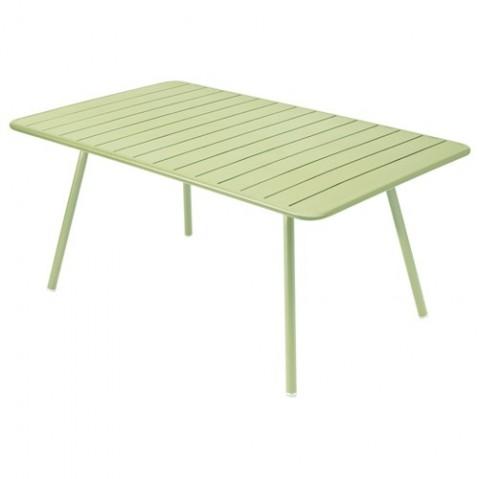 Table LUXEMBOURG de Fermob tilleul