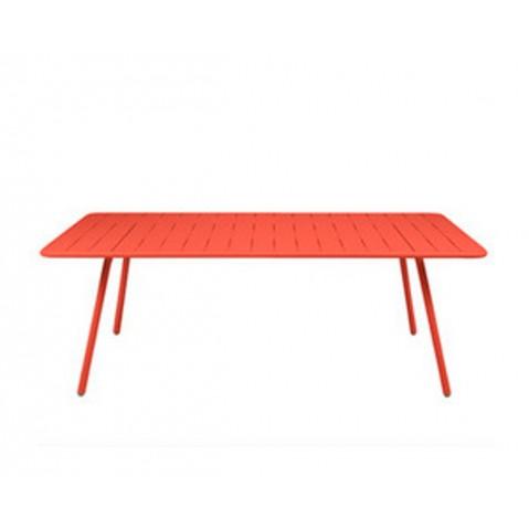 Table LUXEMBOURG pour 8 personnes de Fermob Capucine