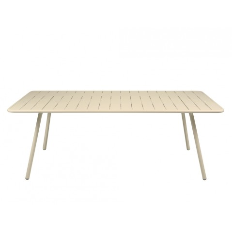 Table LUXEMBOURG pour 8 personnes de Fermob lin