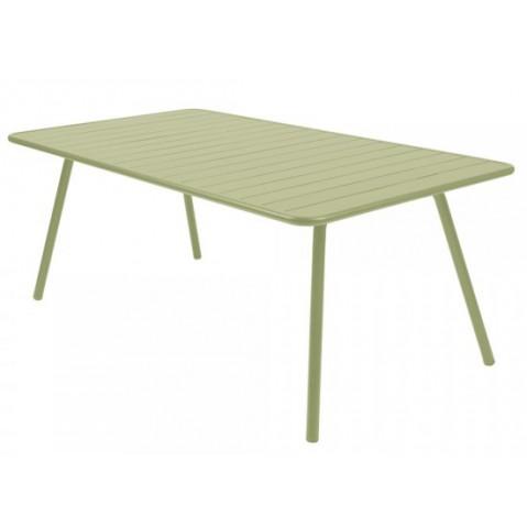 Table LUXEMBOURG pour 8 personnes de Fermob tilleul