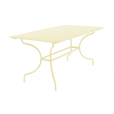 Table MANOSQUE de Fermob lin