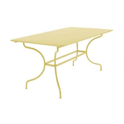 Table MANOSQUE de Fermob muscade