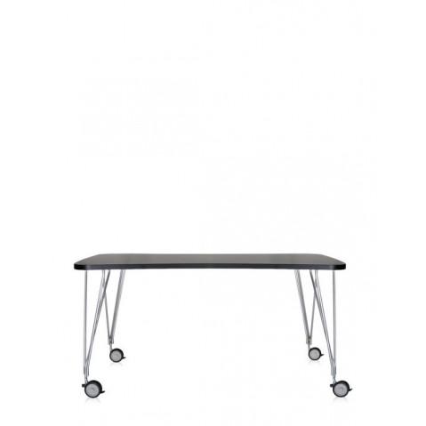 Table MAX de Kartell, Ardoise, L.190 X H.73 X P.90