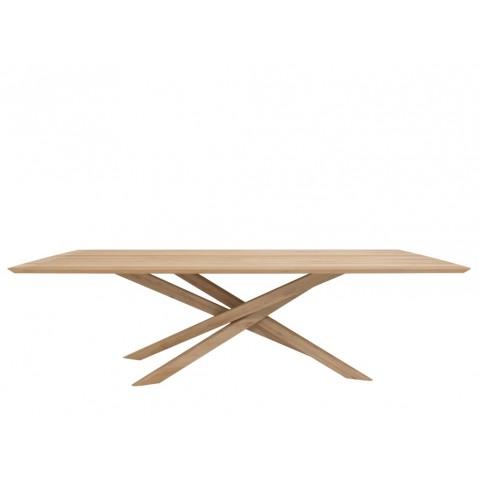 Table MIKADO en chêne d'Ethnicraft