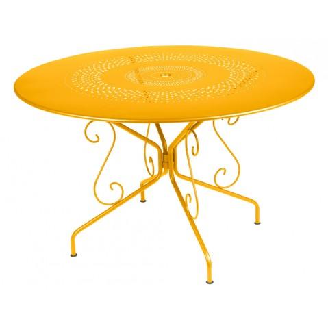 Table MONTMARTRE de Fermob D.117 Miel