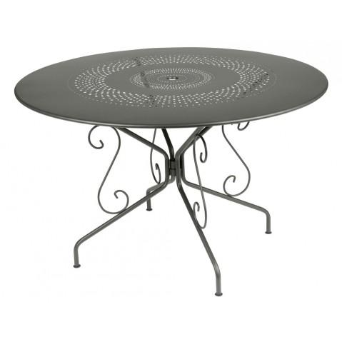 Table MONTMARTRE de Fermob D.117 Romarin