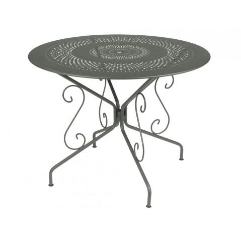 Table MONTMARTRE de Fermob D.96 Romarin