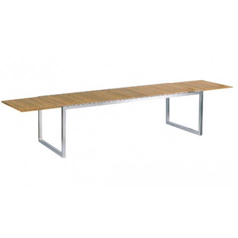 Table NINIX 360 Teck EP de Royal Botania
