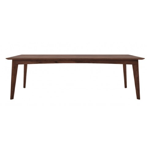 Table NOYER OSSO d'Ethnicraft, 200x100x75