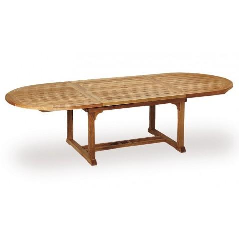 Table ovale LEYTON 280 de Royal Botania