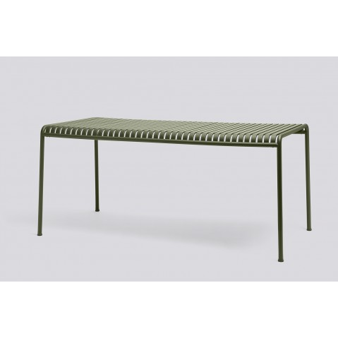 Table PALISSADE de Hay, olive