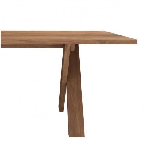 Table PETTERSSON en teck d'Ethnicraft