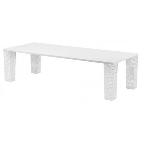 Table plateau en tôle IVY de Emu