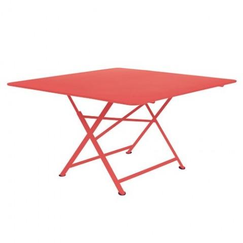 Table pliante CARGO de Fermob, Capucine
