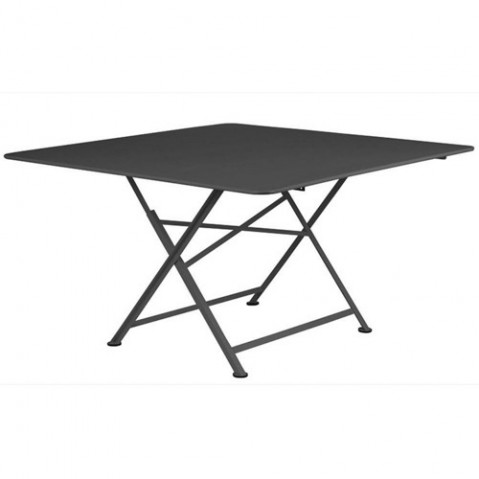 Table pliante CARGO de Fermob Carbone