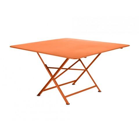 Table pliante CARGO de Fermob carotte