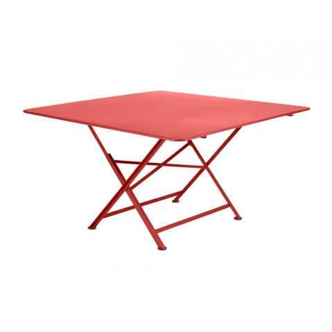 Table pliante CARGO de Fermob coquelicot