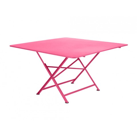 Table pliante CARGO de Fermob fuchsia