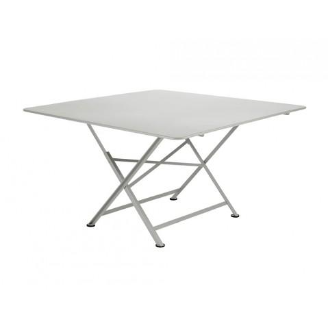 Table pliante CARGO de Fermob gris métal