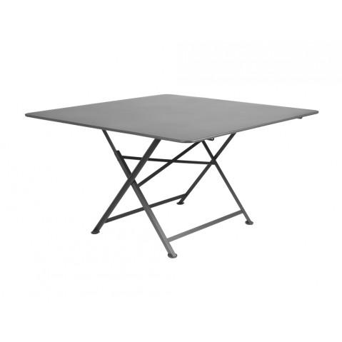 Table pliante CARGO de Fermob gris orage