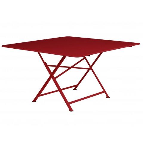 Table pliante CARGO de Fermob piment