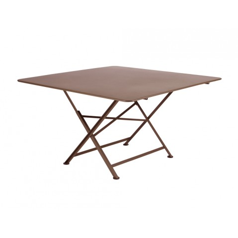 Table pliante CARGO de Fermob rouille