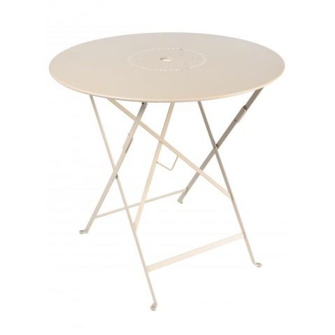 Table pliante FLORÉAL de Fermob D.77 lin