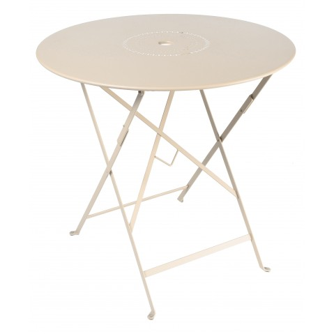 Table pliante FLORÉAL de Fermob D.77 ou D.96 cm, 25 coloris