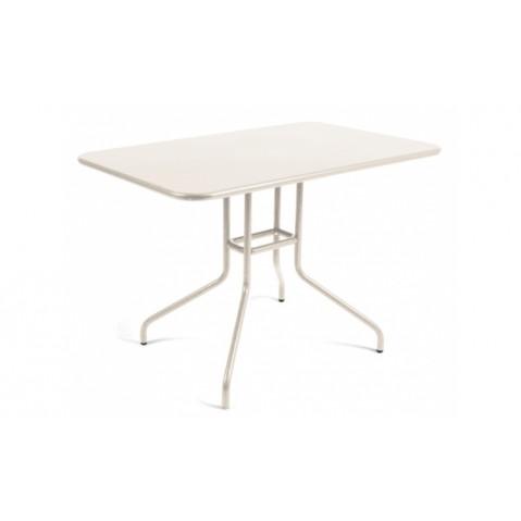 Table rabattable PÉTALE de Fermob 110 cm lin
