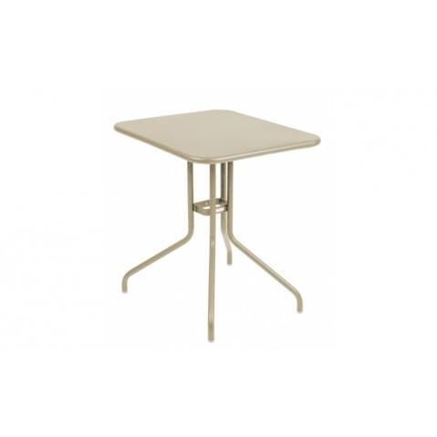 Table rabattable PÉTALE de Fermob 60 cm muscade