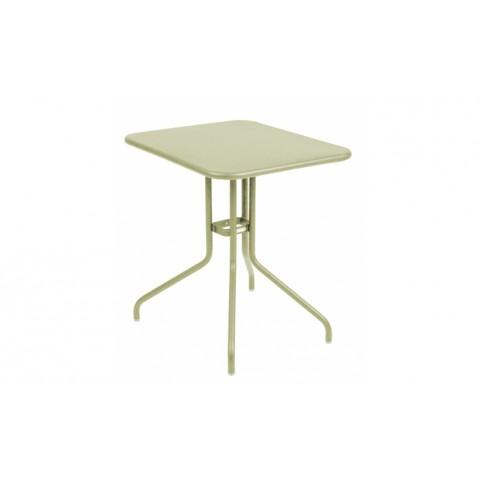 Table rabattable PÉTALE de Fermob 60 cm tilleul