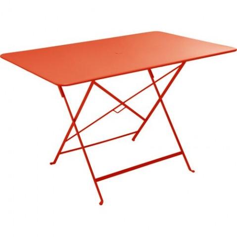Table rectangulaire 117 x 77 cm BISTRO de fermob, Capucine