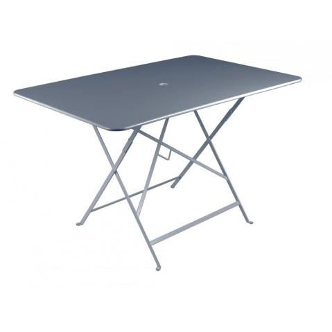 Table rectangulaire 117 x 77 cm BISTRO de fermob, Gris orage