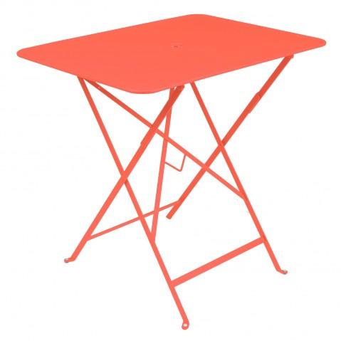Table rectangulaire 77 x 57 cm Bistro de Fermob, Capucine