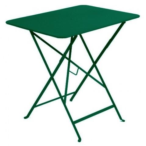 Table rectangulaire 77 x 57 cm Bistro de Fermob, Cèdre