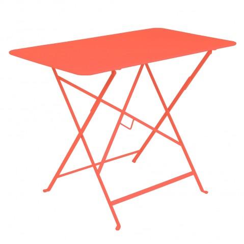 Table rectangulaire 97 X 57 CM BISTRO de Fermob, Capucine