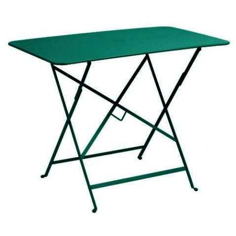 Table rectangulaire 97 X 57 CM BISTRO de Fermob, Cèdre