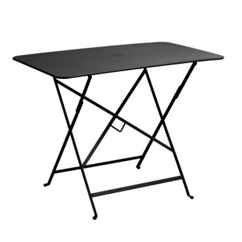 Table rectangulaire 97 X 57 CM BISTRO de Fermob, Réglisse