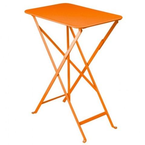 Table rectangulaire BISTRO 37 x 57 cm de Fermob, Carotte