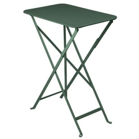 Table rectangulaire BISTRO 37 x 57 cm de Fermob, Cèdre