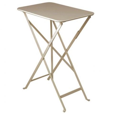 Table rectangulaire BISTRO 37 x 57 cm de Fermob, Muscade