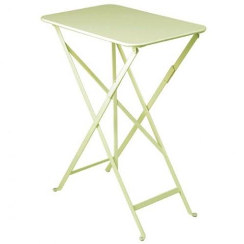 Table rectangulaire BISTRO 37 x 57 cm de Fermob, Tilleul