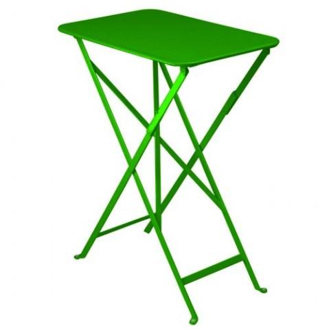 Table rectangulaire BISTRO 37 x 57 cm de Fermob, Vert prairie