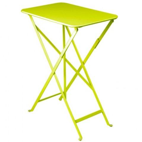 Table rectangulaire BISTRO 37 x 57 cm de Fermob, Verveine