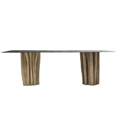 Table rectangulaire BRICK 34 de Gervasoni
