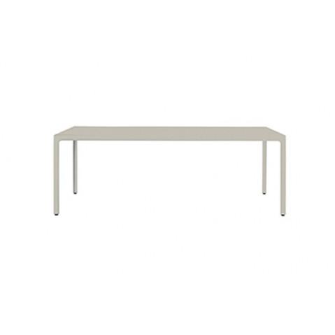 Table rectangulaire ILLUM de Tribù, Lin